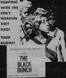 THE BLACK BUNCH